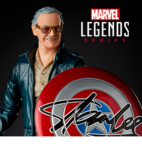 Marvel Comics 80th Anniversary Marvel Legends Stan Lee