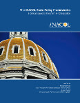 iNACOL State Policy Frameworks: 5 Critical Issues to Transform K-12 Education
