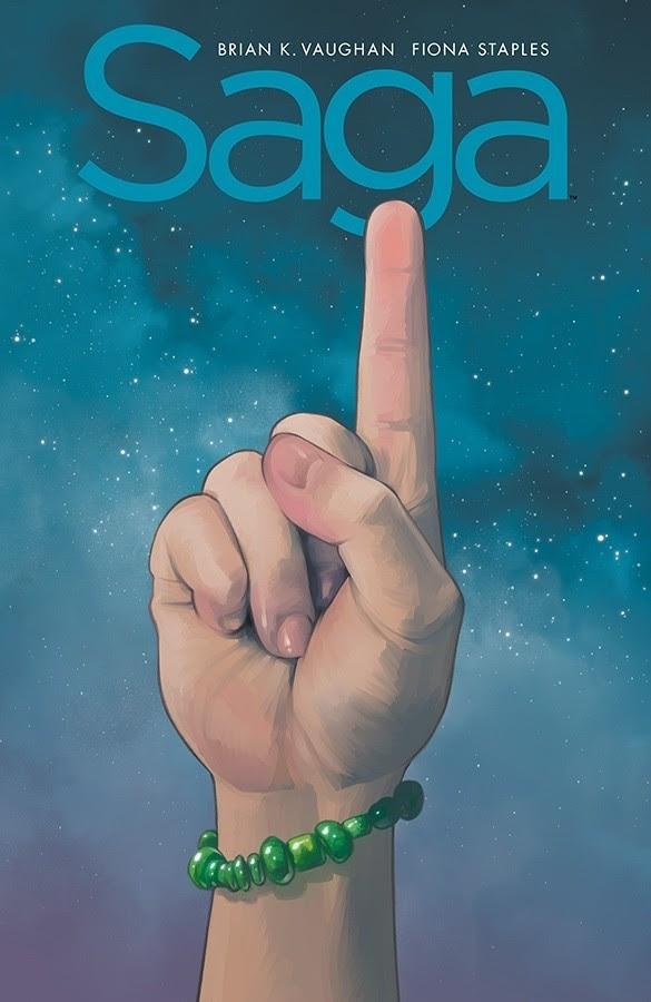 Image reveals Saga: Compendium One arrives sooner than expected - tomorrow