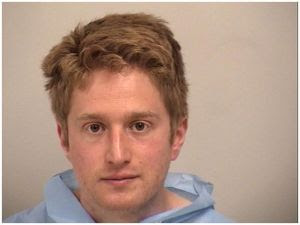 Daniel Fischer was also arrested at Temple Israel.