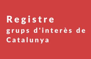 Imatge de la notícia El Govern aprova que el registre de grups d'interès també serveixi pels ajuntaments