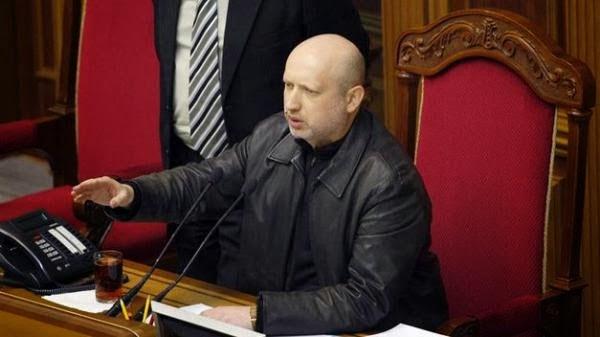 Alexánder Turchínov
