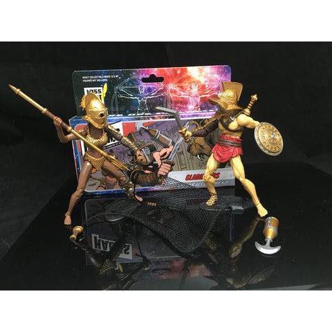 Image of Deluxe Character Builder Kit - Gladiators