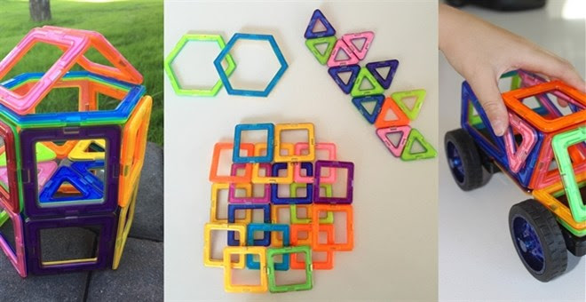 *HOT* Creative Magnetic Toys:.
