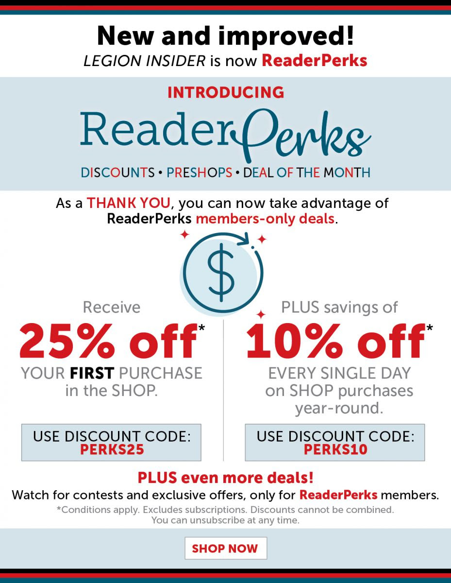 readers perks deal