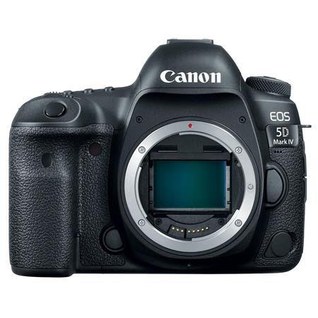 EOS 5D Mark IV Digital SLR Camera Body - USA Warranty