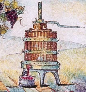 Cork 'n Cap Press Artist Rendering
