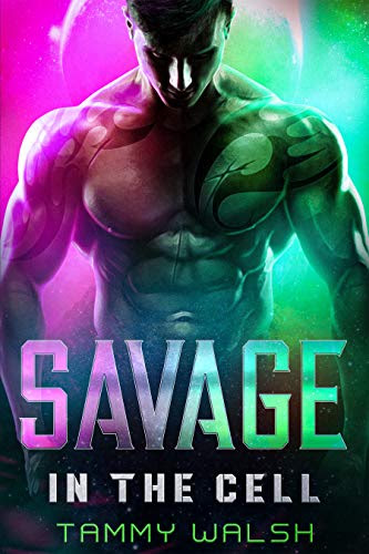 Cover for 'Savage in the Cell'