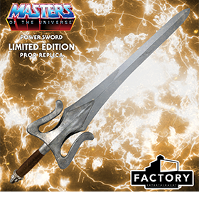 Masters of the Universe Power Sword Limited Edition Prop Replica