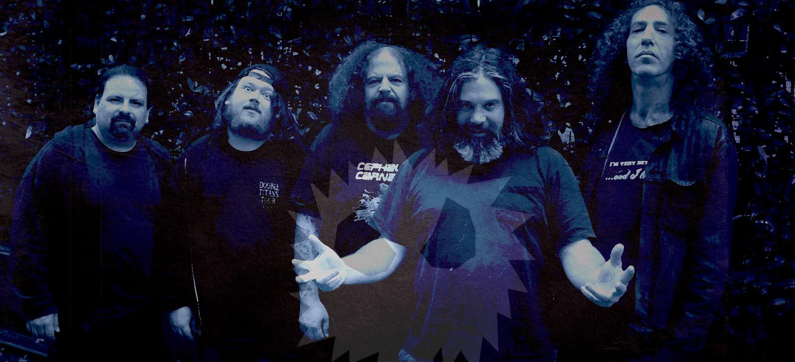 VENOMOUS CONCEPT band picture