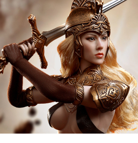 TBLEAGUE ATHENA 1/6 SCALE FIGURE