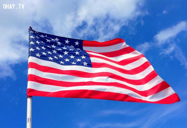 1. Hoa Kì,ý nghĩa quốc kì,lá cờ của các nước,những điều thú vị trong cuộc sống