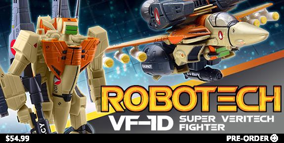 VF-1D SUPER VERITECH TRAINER