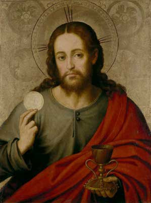 Our Lord Jesus Christ and the Eucharist