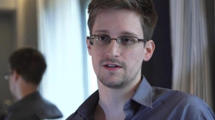 "VIDEO. ""France, rendez ce monde meilleur"", lance Edward Snowden"