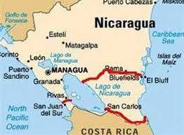 PROYECTO DEL CANAL DE NICARAGUA