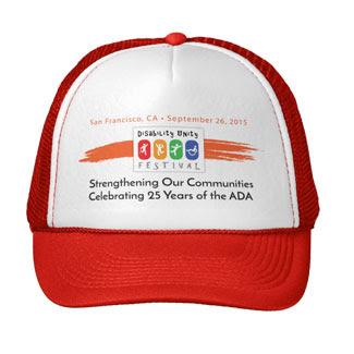 DUF Trucker Hat Image