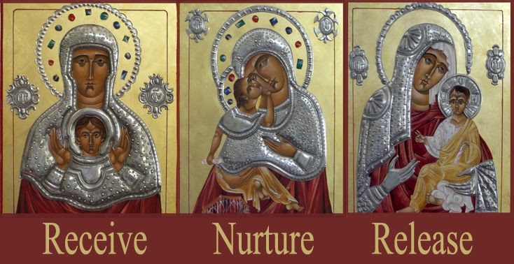 Mary Icons
