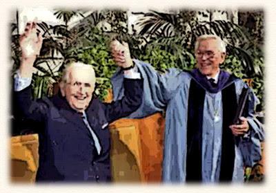 「Norman Vincent Peale Robert Schuller」の画像検索結果