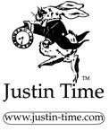 Justin Time Logo