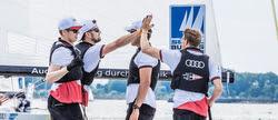 J/70 Germany sailing league winners- Deutscher Touring YC