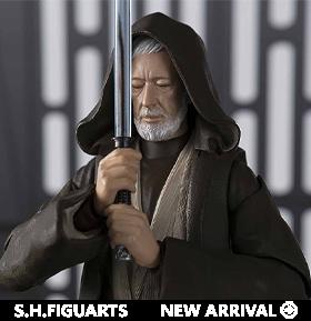 Star Wars S.H.Figuarts Ben Kenobi (A New Hope)