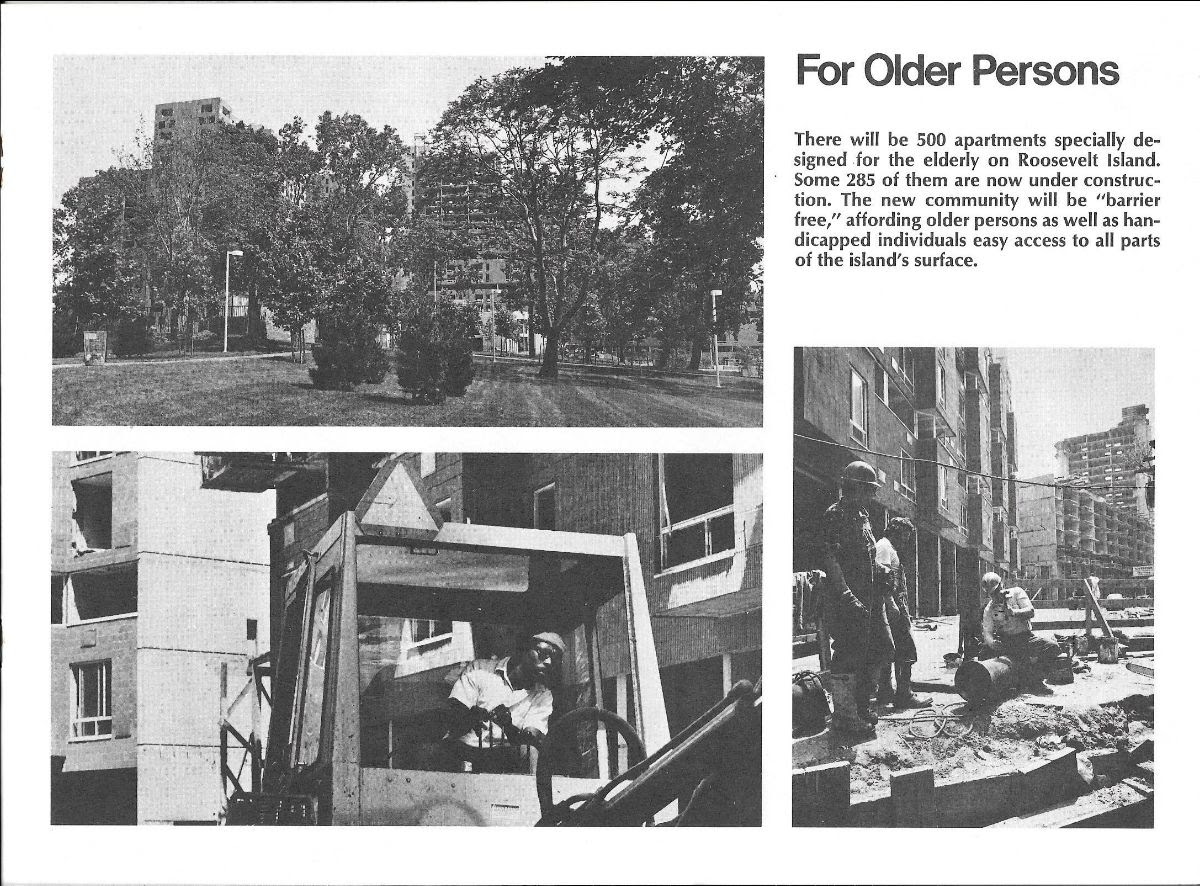 Roosevelt Island Historical Society Landmark Structures