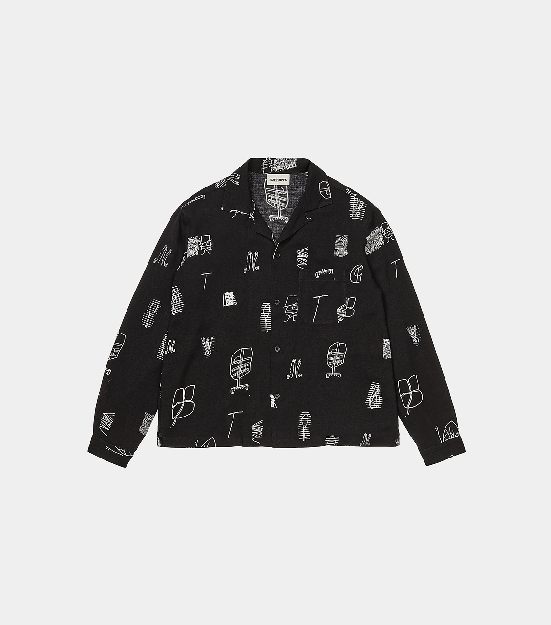 W' L/S Tom Król Sauce Shirt