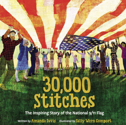 30,000 Stitches Cover