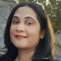 Magandhree Naidoo of South Africa