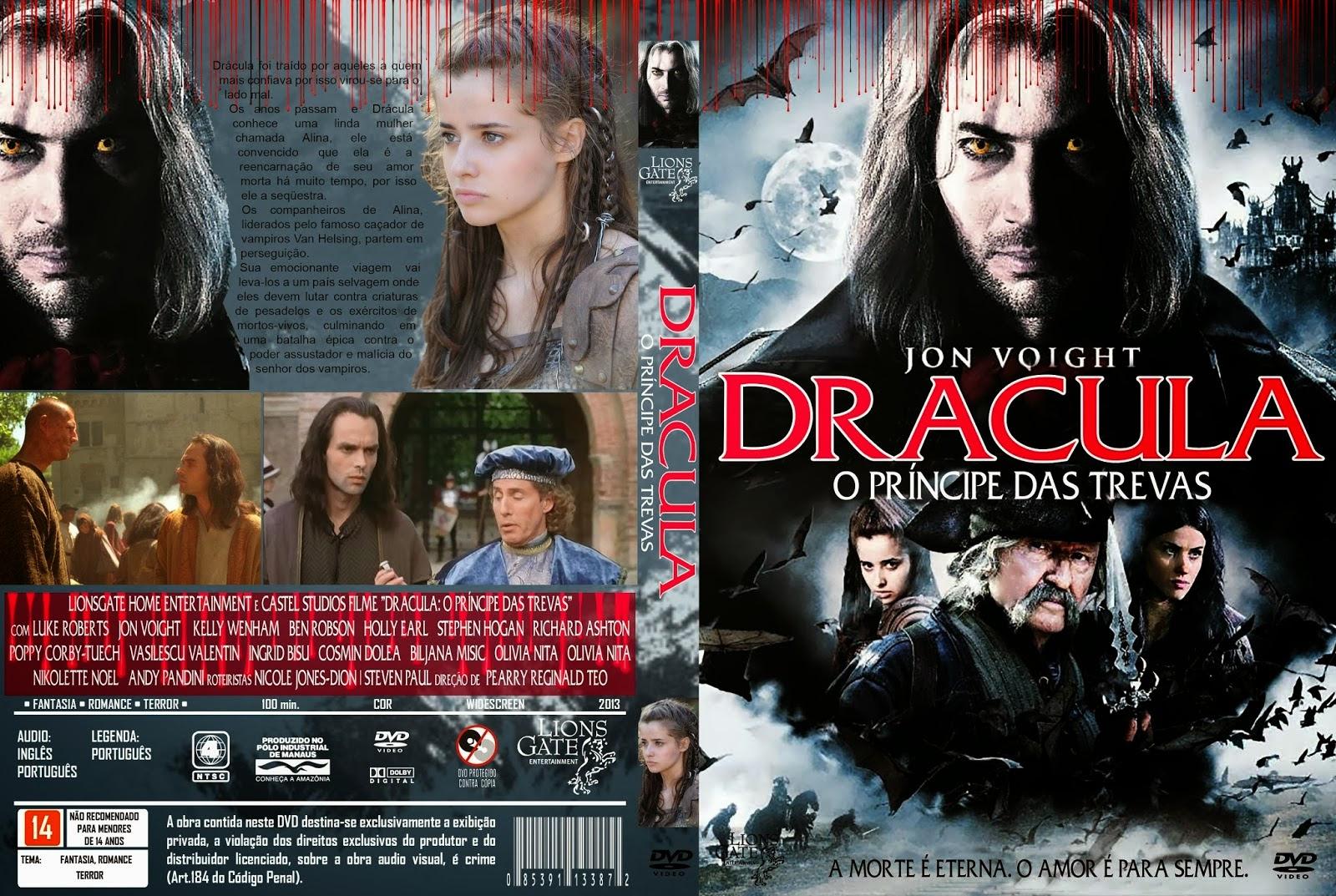 Drácula: O Príncipe Das Trevas Torrent – DVDRip Dual Áudio / BluRay Rip 720p Dublado / (2014)