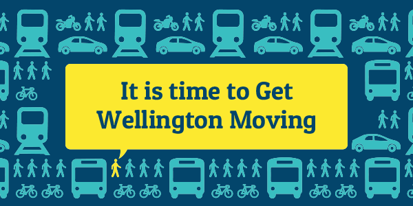 It is time to get Wellington Moving