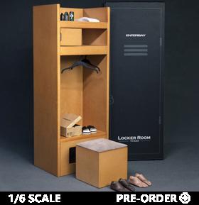 Locker Room 1/6 Scale Accessory Set