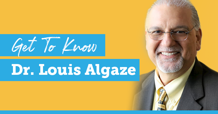 Welcome Back-to-School: 5 Questions with Dr. Louis Algaze, FLVS President & CEO