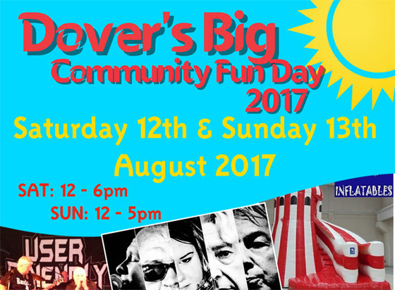 Dover's Big Community Fun Day 2017