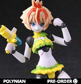 Robot Neanthropinae Polynian Rucio (Bikini Ver.)