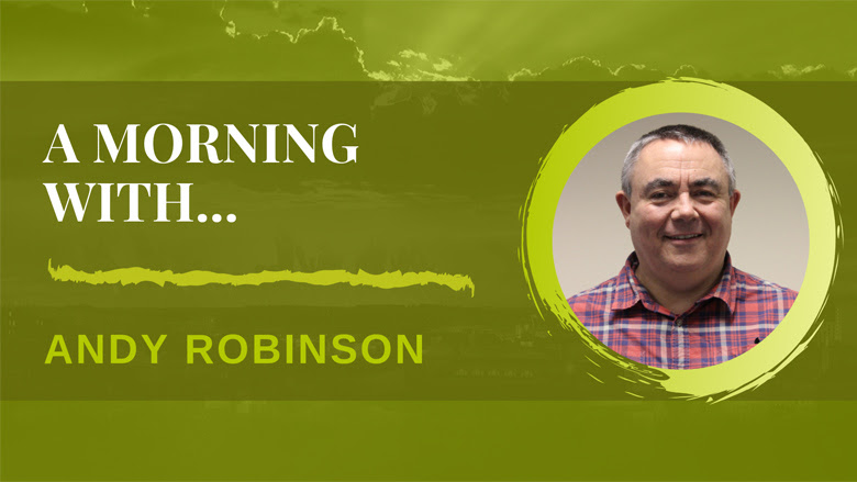 A Morning with Andy Robinson