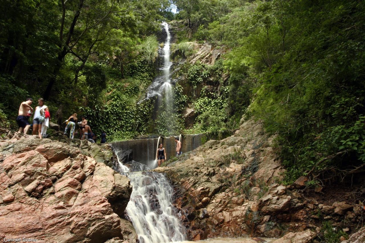 Cachoeira do Pinga - Porta Alegre/RN