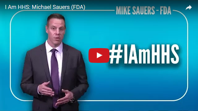 I Am HHS: Mike Sauers