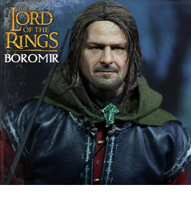 LORD OF THE RINGS BOROMIR 1/6 SCALE FIGURE