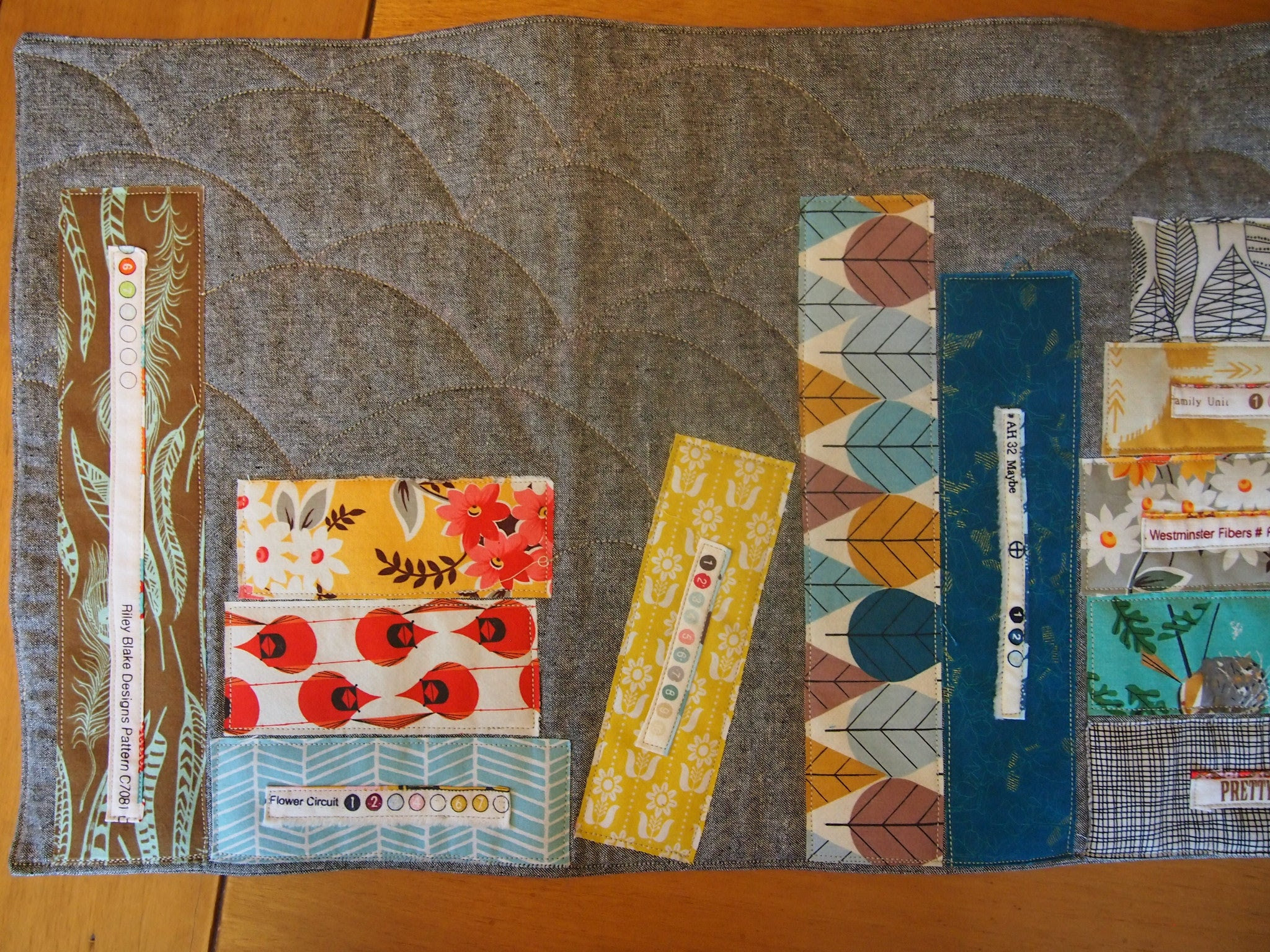 Book Table Runner - Adult - Thursdays, October 9th and 16th, 6:30 - 9:30 pm - All Levels