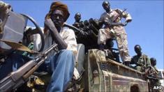 SPLA fighters