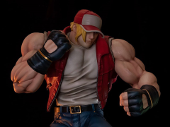 KING OF FIGHTERS TERRY BOGARD STATUE