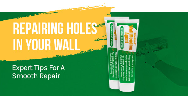 Repairing Holes In Your Wall