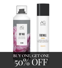 select AG Hair products - BOGO 50% off