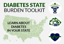Diabetes State Burden Toolkit Image