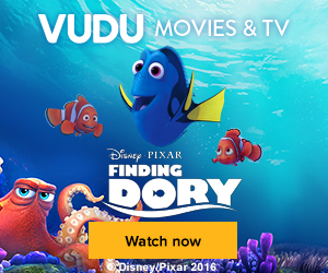 Finding Dory Available to Own.