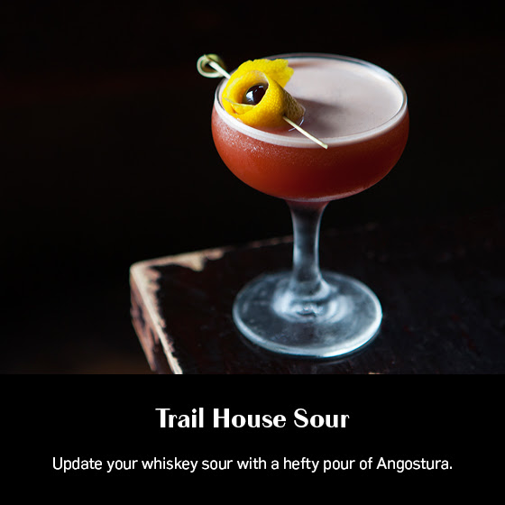 Trail HouseSour
