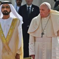 Apogeum fałszywej odysei post-jezuickiej chcicy producentów prawdy. Kilka słów o przemówieniu Franciszka w Abu Zabi.