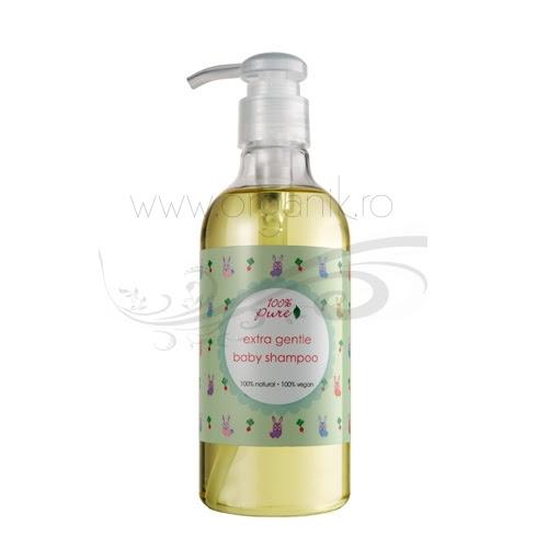 Sampon pentru copii si bebelusi - 100 Percent Pure Cosmetics